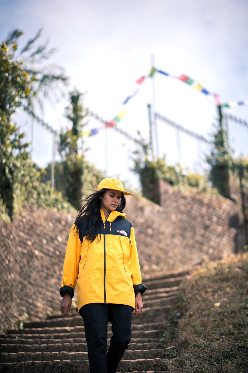 The North Face 為「Khumbu」系列打造 Lookbook