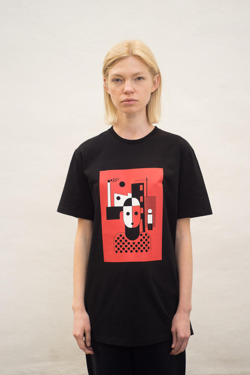Syndicate Original x Vova Vorotniov「Ukrainian Avant-garde」聯乘系列宣傳大片