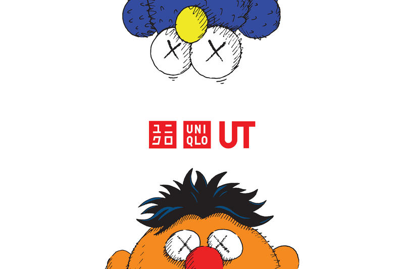KAWS 宣布將與 UNIQLO UT 推出全新聯乘系列