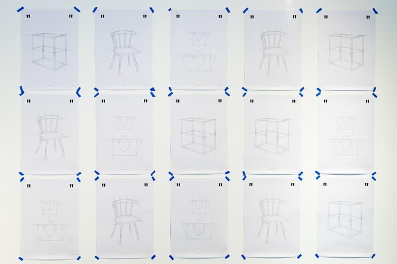 """搶先預覽 Virgil Abloh x IKEA 聯乘 """"MARKERAD"""" 系列"""
