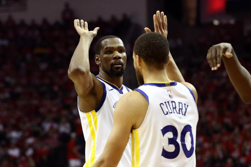 戰戰兢兢!西岸決賽首戰 Warriors 勝 Rockets