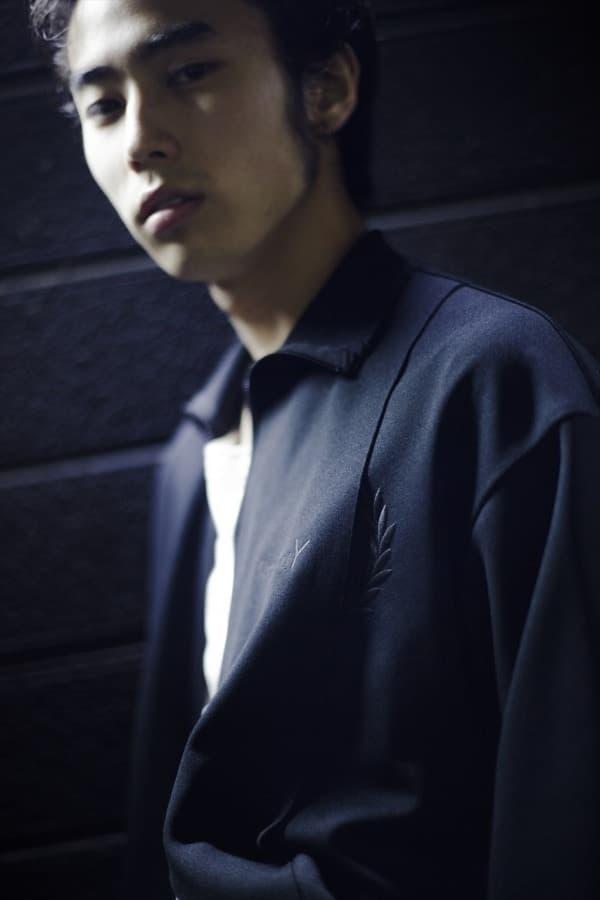 Yohji Yamamoto Ground Y x Fred Perry 2018 春夏聯乘別注系列