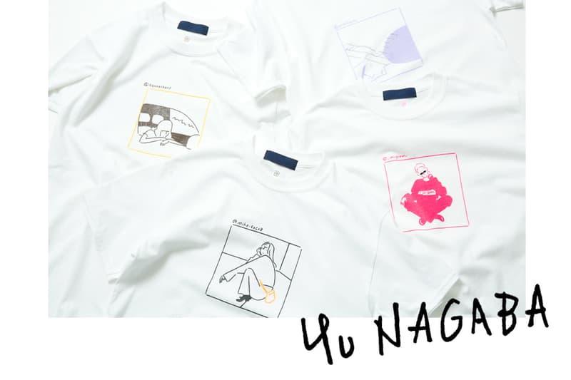 長場雄 x BEAMS T 帶來全新「#4_girl」T-Shirt 系列
