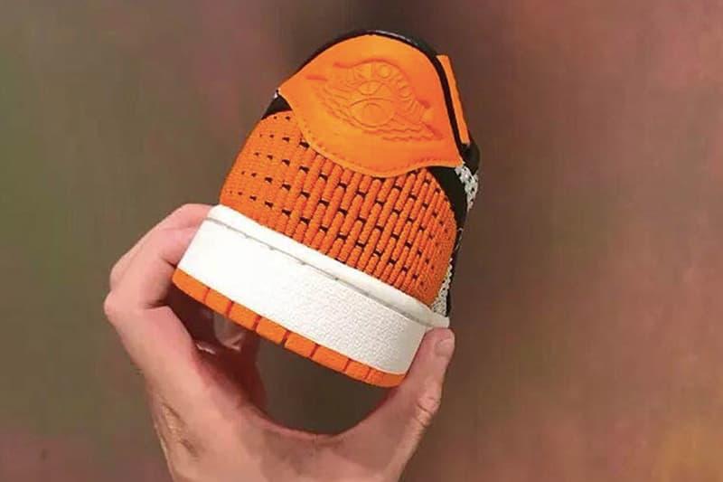 Air Jordan 1 Low FlyKnit 全新鞋款「Shattered Backboard」配色