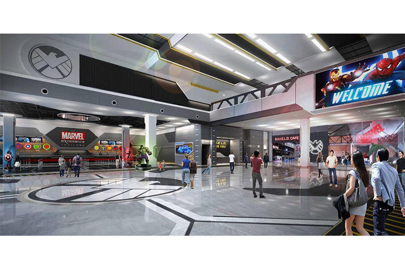 亞洲最大 Marvel 主題樂園即將於泰國開幕