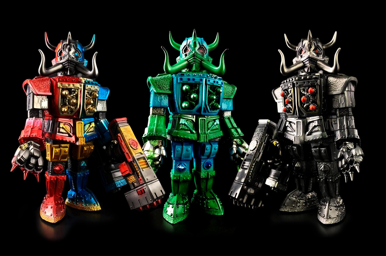 HYPEBEAST 專訪:只為打破傳統窠臼,他們聯手創造「魔王機器人」