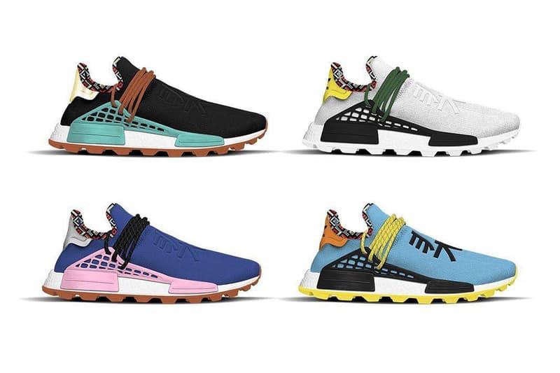 搶先預覽 Pharrell x adidas Originals Hu NMD 全新「Inspiration」別注系列
