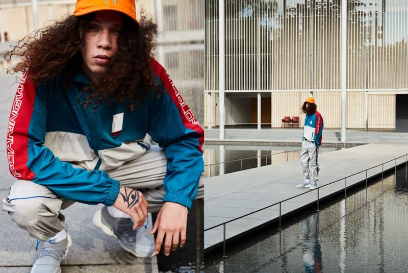 攝影師 Tatsuya Yamanaka 攜手 ROARINGWILD 打造全新「EYESIGHT」造型特輯