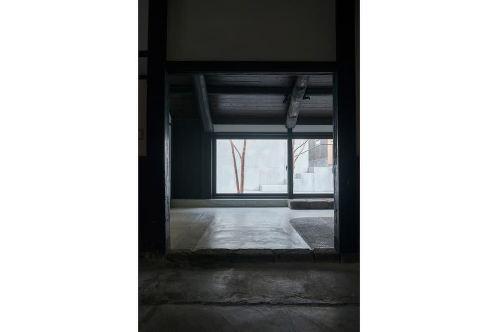 CASE-REAL 將日本福岡 Yamaguchi 清酒釀造廠進行改造