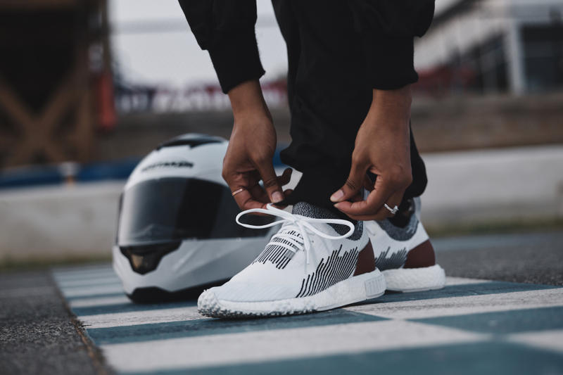 adidas Originals x The Whitaker Grp 全新聯乘 NMD Racer