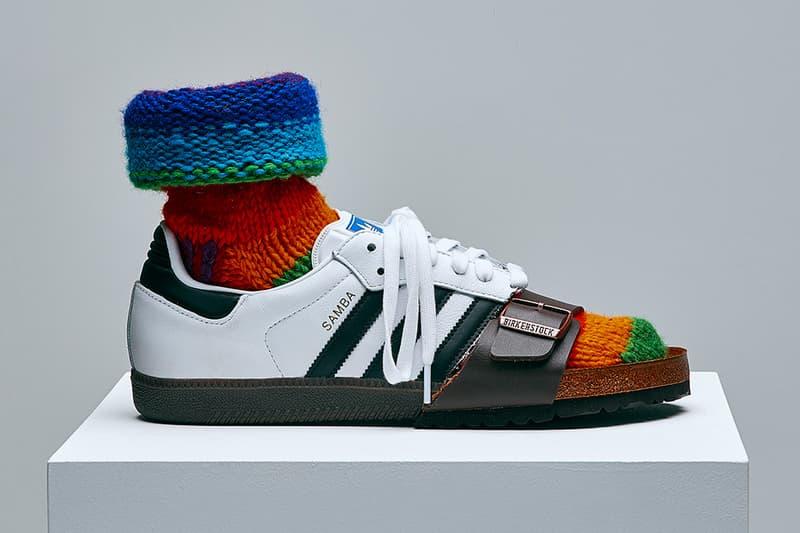 adidas Originals 攜手 Pharrell 及 David Beckham 等眾星打造 Samba「Pride」概念鞋款
