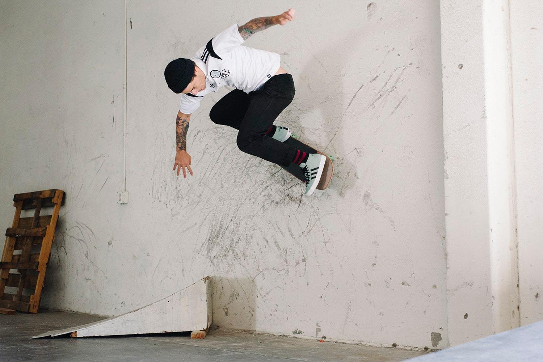 躋身正宗滑板品牌行列!淺談 adidas Skateboarding 崛起策略