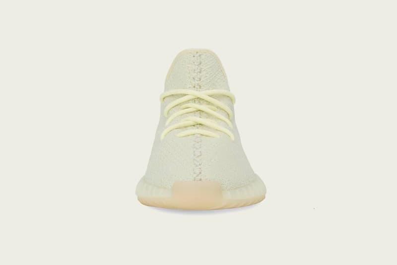 YEEZY BOOST 350 V2 全新「Butter」配色官方圖片及發售信息公佈