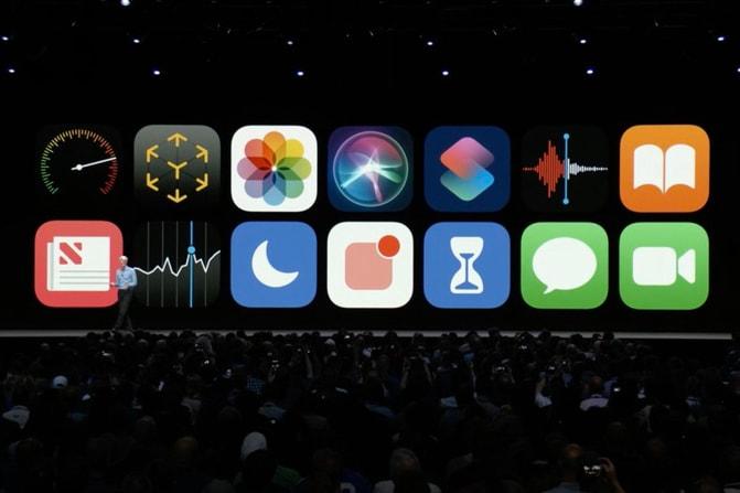 Apple WWDC 2018 全球開發者大會發佈要項列舉