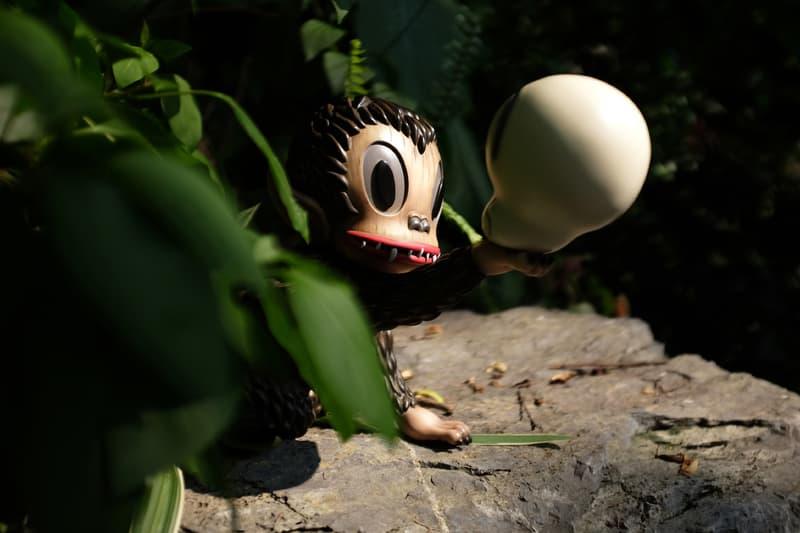 APPortfolio x Gary Baseman 限量藝術雕塑作品「Ahwroo」發布