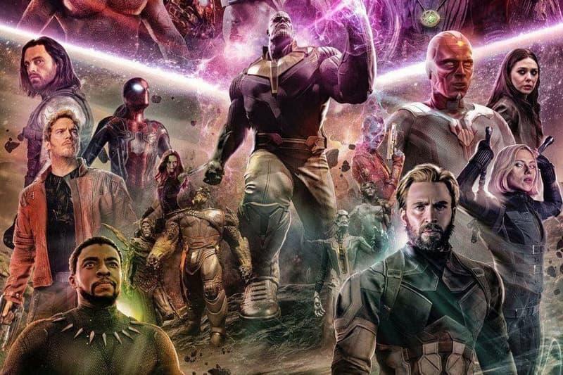 《Avengers: Infinity War》全球票房已突破 $20 億美元!