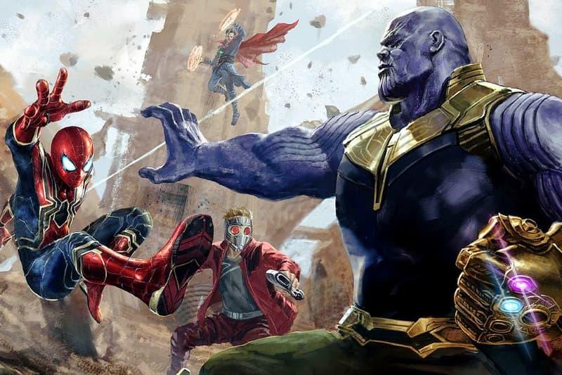 中國以劇透手法製作新一波《Avengers: Infinity War》電影海報