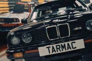 #hypeAUTO · 80 年代 BMW 經典之王者 M3!傳奇車手關兆昌 x Tarmac Works 重塑冠軍神話