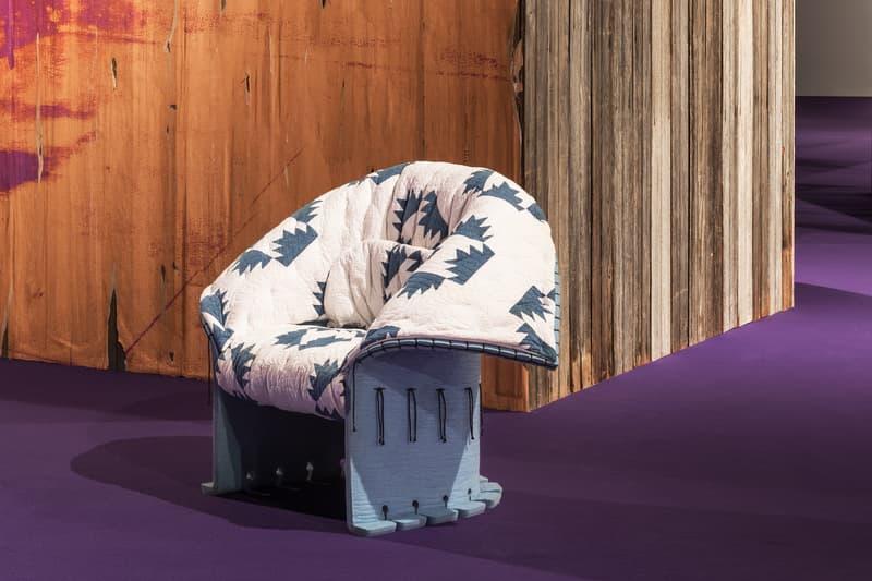 Calvin Klein 於邁阿密設計展推出限定 Feltri 扶手椅