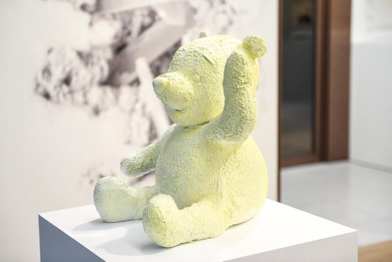 走進 Daniel Arsham 位於東京 NANZUKA 及 Galerie Perrotin 最新展覽