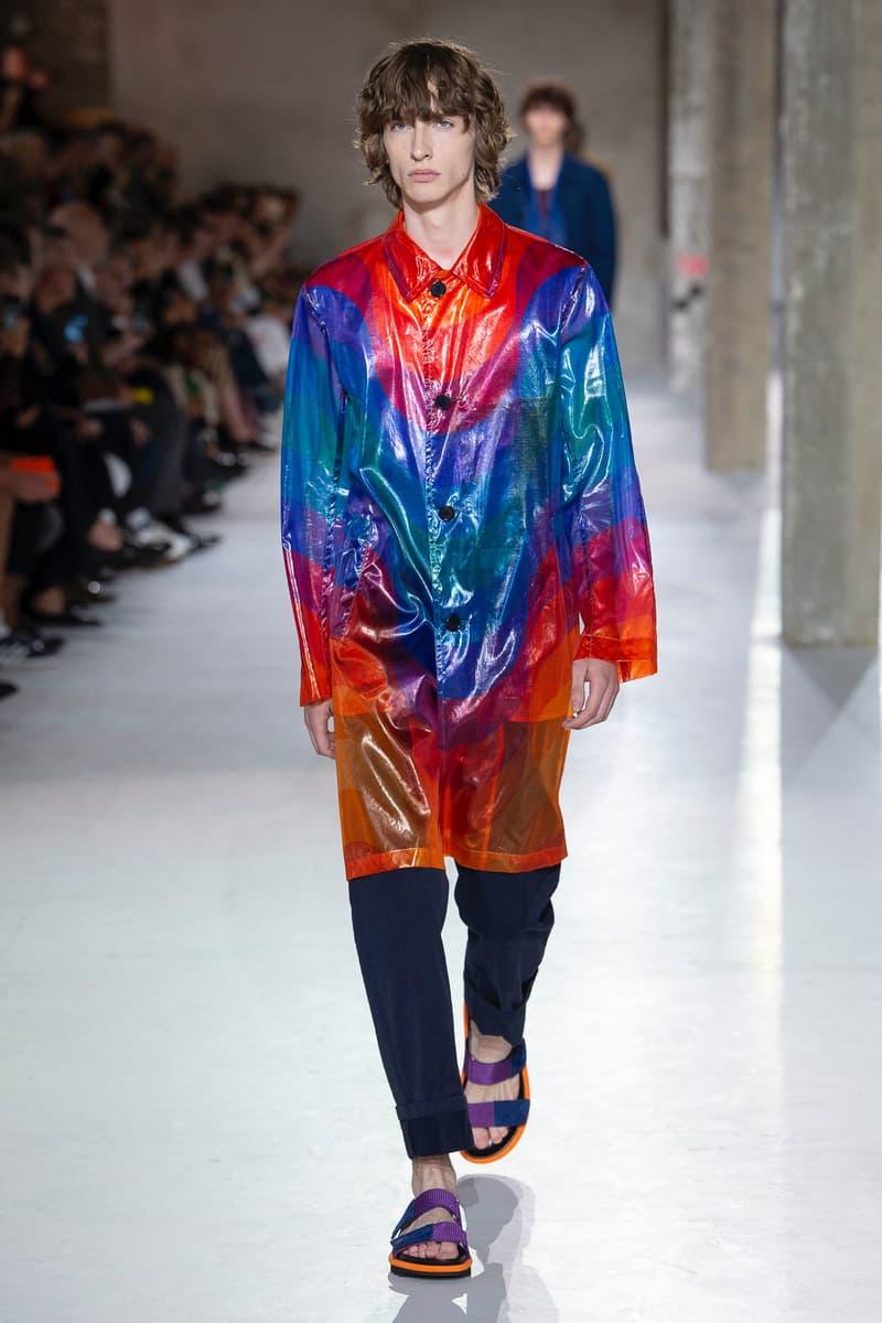 巴黎時裝周 - Dries Van Noten 2019 春夏系列正式發佈