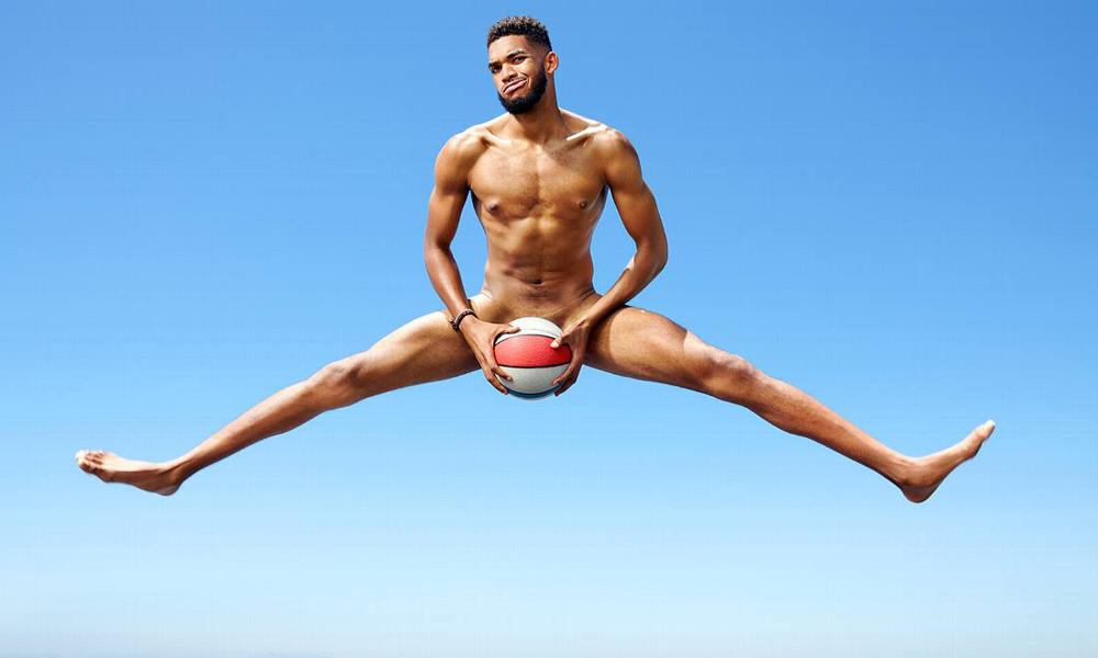 ESPN「The Body Issue」運動員寫真發佈