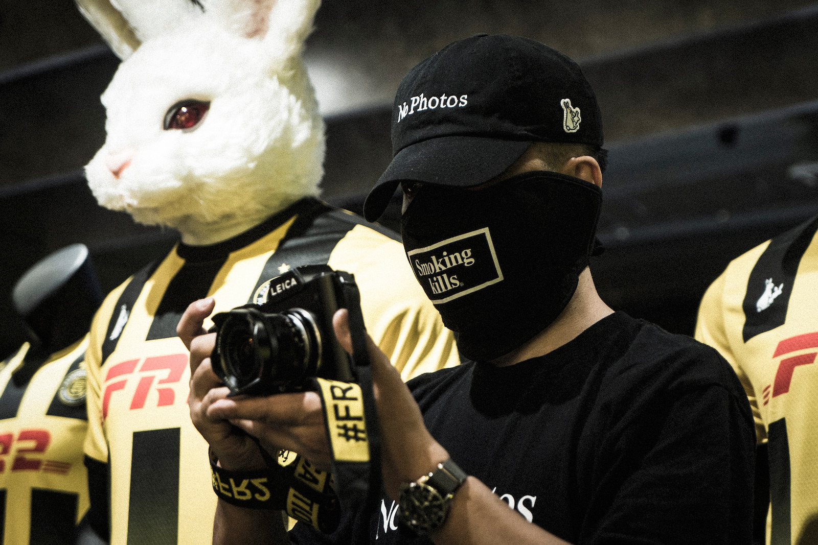 Essentials:Fxxking Rabbits 主理人兼街頭攝影師 #FR2