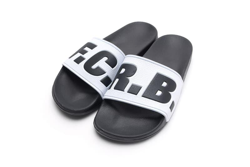 F.C.R.B. 2018 夏季全新 Shower Slides 系列上架