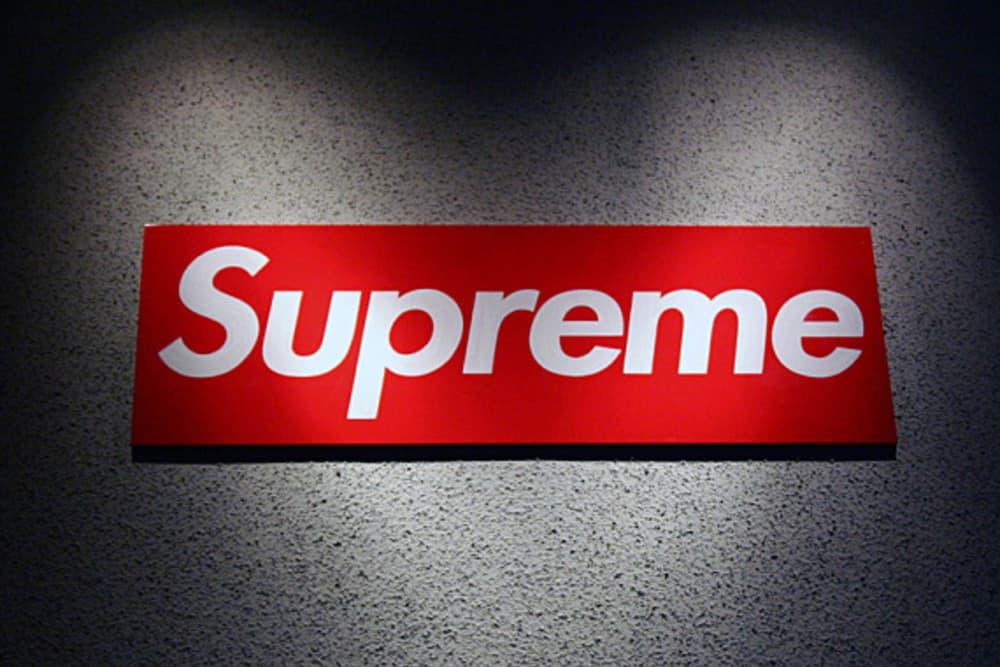 假的真不了!中國有服裝品牌與「Supreme」聯乘並舉行發佈會?!