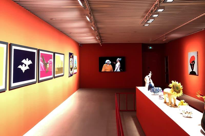 Cartier 當代藝術基金會《A Beautiful Elsewhere》展覽限定開展