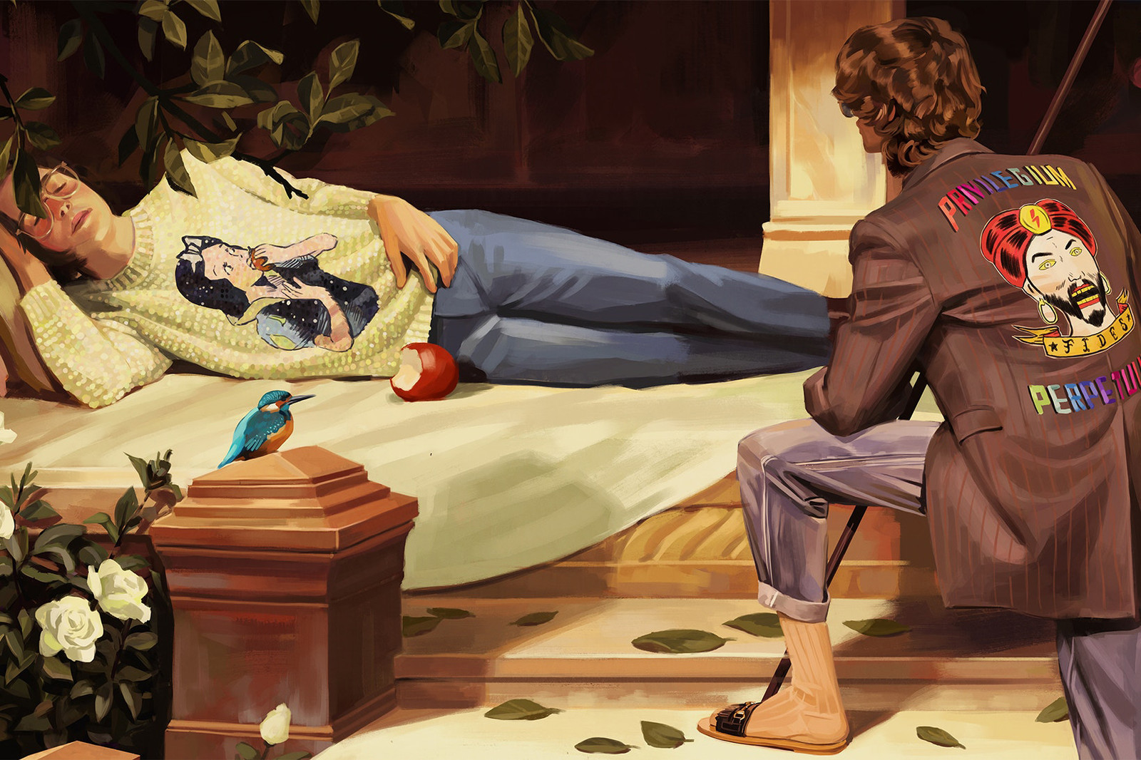 HYPEBEAST 專訪 Gucci 御用數碼插畫藝術家 Ignasi Monreal