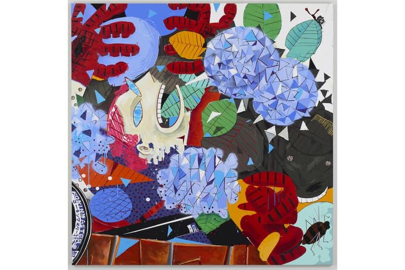 日本藝術家 Haroshi 於紐約 Petzel Gallery 舉行展覽
