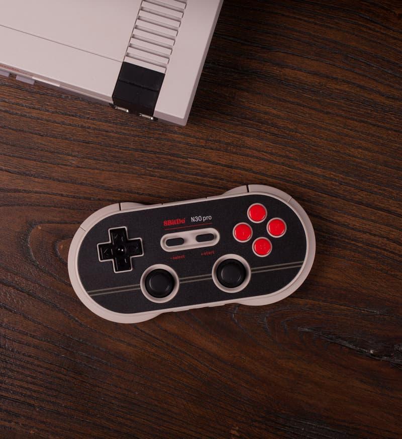 古老當時興!8BitDo 再以復古為設推出全新遊戲控制器