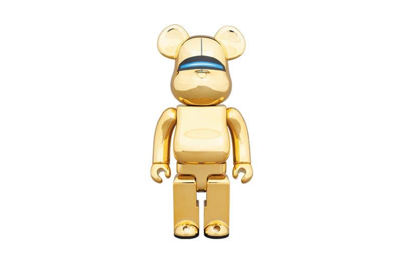 Hajime Sorayama x Medicom Toy 攜手重現經典「Sexy Robot」玩偶