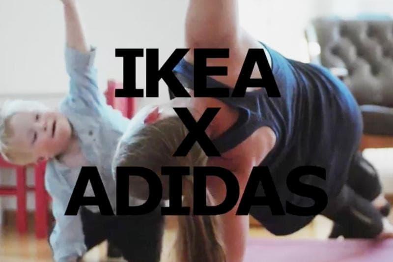 IKEA 發佈與 adidas、LEGO 及 Saint Heron 推出聯名系列!