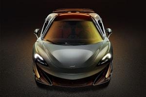 UPDATE: 為賽道而生的「LT」版本-McLaren 發佈全新限量超跑 600LT