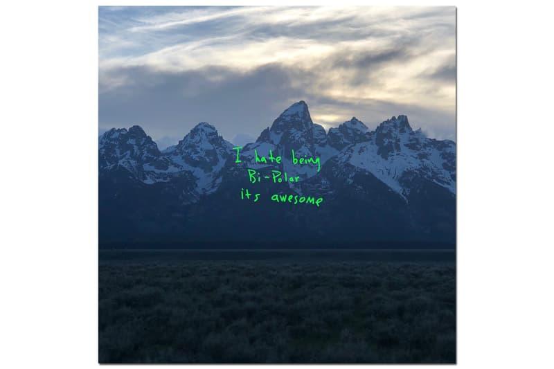 Kanye West 全新專輯《YE》正式發布