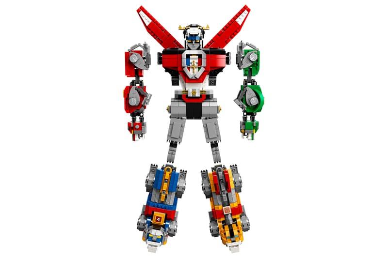 萬眾期待!LEGO Ideas 官方正式發佈百獸王(Voltron)產品照