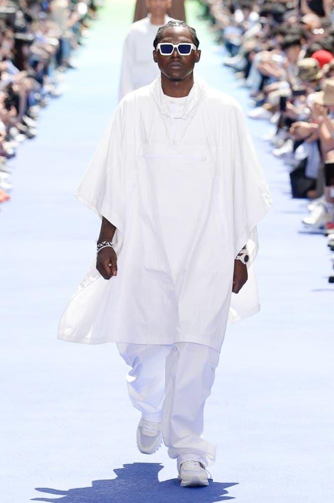 巴黎時裝周 Virgil Abloh 首秀!Louis Vuitton 2019 春夏系列