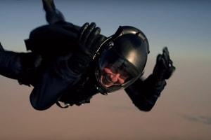 首位拍攝高空軍事跳傘之演員!《Mission: Impossible - Fallout》製作花絮曝光