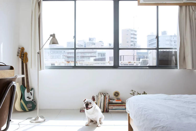 My home in Tokyo 打造多家富設計感之民宿