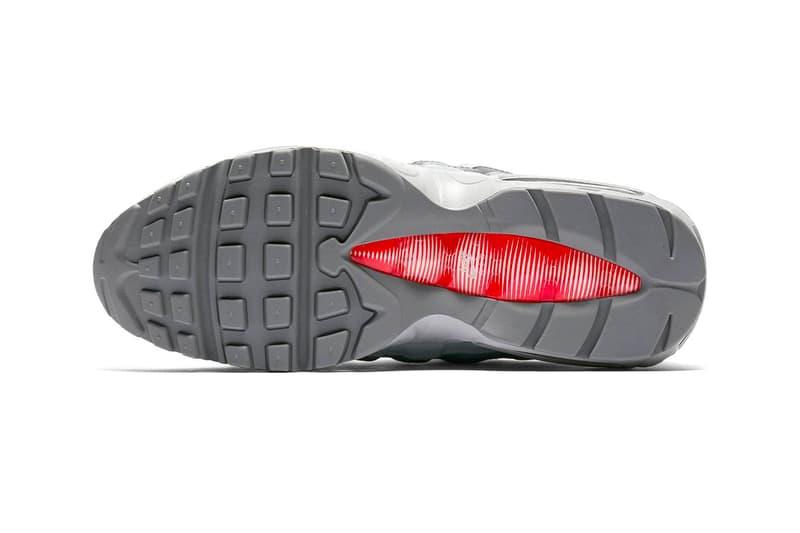Nike 為旗下 Air Max 95 帶來全新配色設計