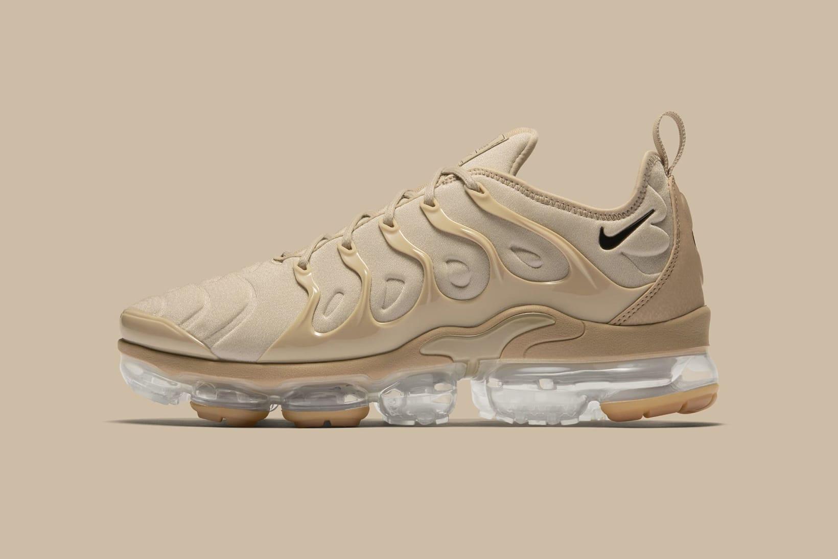 Nike Air VaporMax Plus 將「沙漠迷彩」與