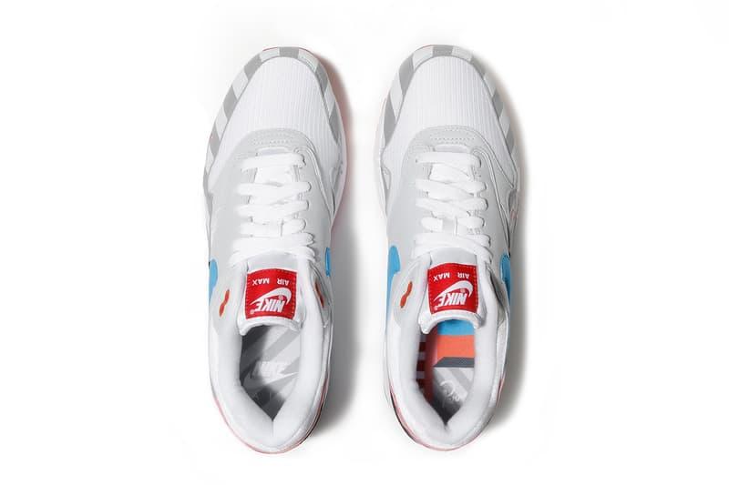 搶先預覽 Parra x Nike 全新聯乘 Air Max 1
