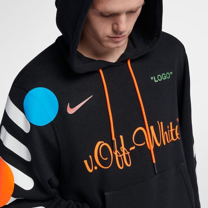 """Nike x Off-White """"FOOTBALL, MON AMOUR"""" 聯乘系列香港區入手情報"""