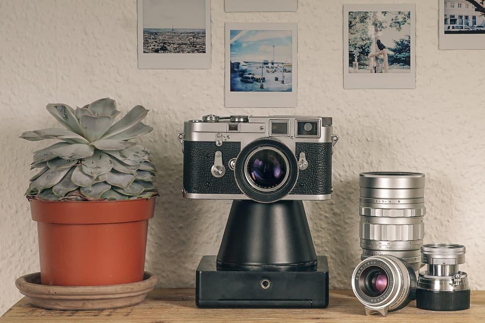 NINM Lab Instant Magny 35 - 經典中古相機即影即有之進化