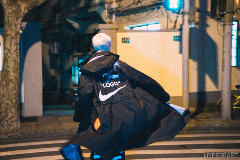HYPEBEAST 打造 Nike x Off-White™「Football, Mon Amour」系列造型特辑