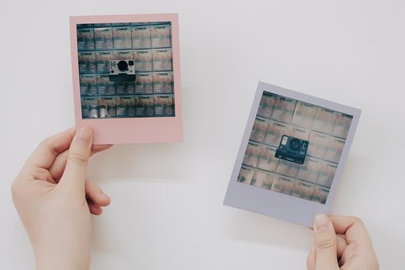 潮流概念店 OVERLAB x Polaroid Originals 文化交流企劃始動