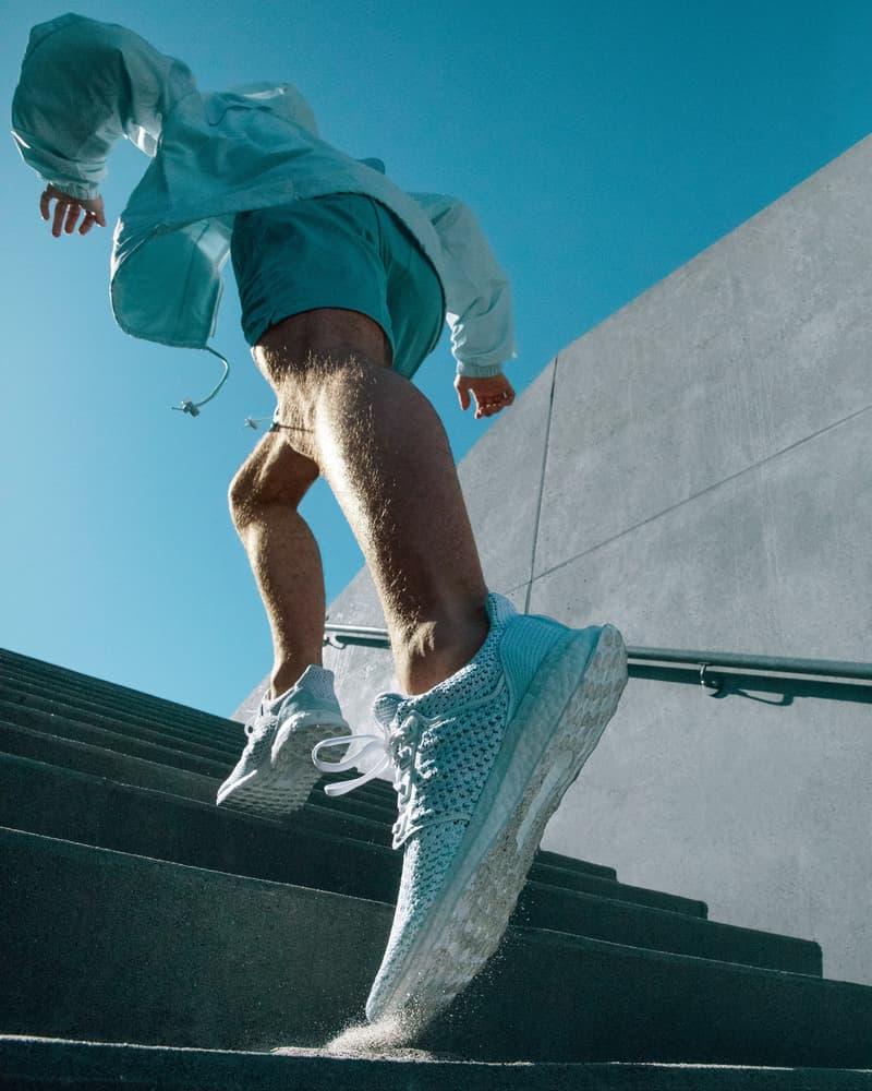 近賞 Parley x adidas UltraBOOST LTD 全新聯乘跑鞋