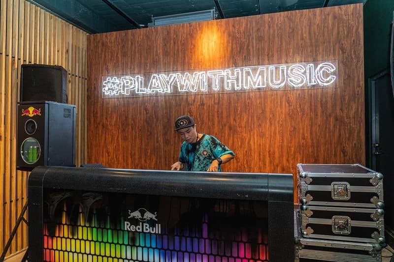 走進 Red Bull Music 3Style 戰前祭快閃空間